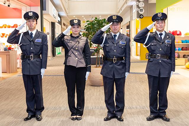 ららぽーと立川立飛 施設警備アルバイト|株式会社 立飛ホールディングス
